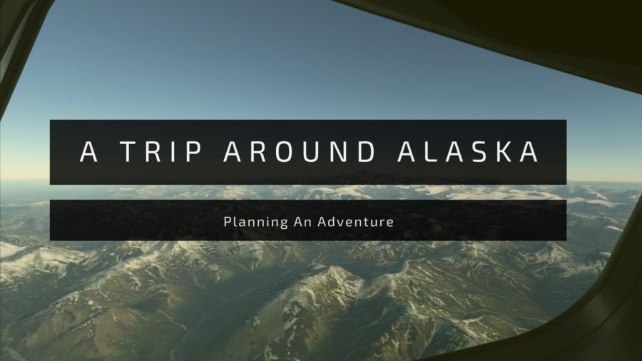 Trip Around Alaska Banner